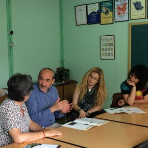 C's Badalona s'ha reunit aquesta setmana amb la Plataforma TDAH i Associació de malalts mentals - Barcelonès Nord