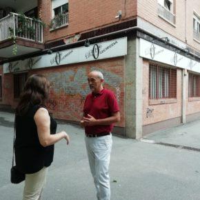 Cs Badalona registra una moció per recolzar la construcció de la nova biblioteca de Lloreda