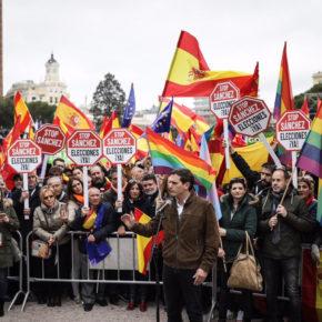 Por una España unida ¡Elecciones ya!
