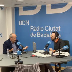 Entrevista Juan Miguel López | Badalona Matí 17/05/19